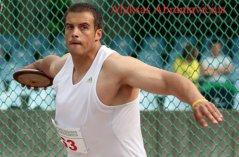 Aleksandras Abromavičius. Lietuvos lengvaatletis, kuris specializuojasi disko metimo rungtyse. Daugkartinis šalies čempionas.